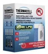 Refill Thermacell™ med 4 stk. Max Life 48h